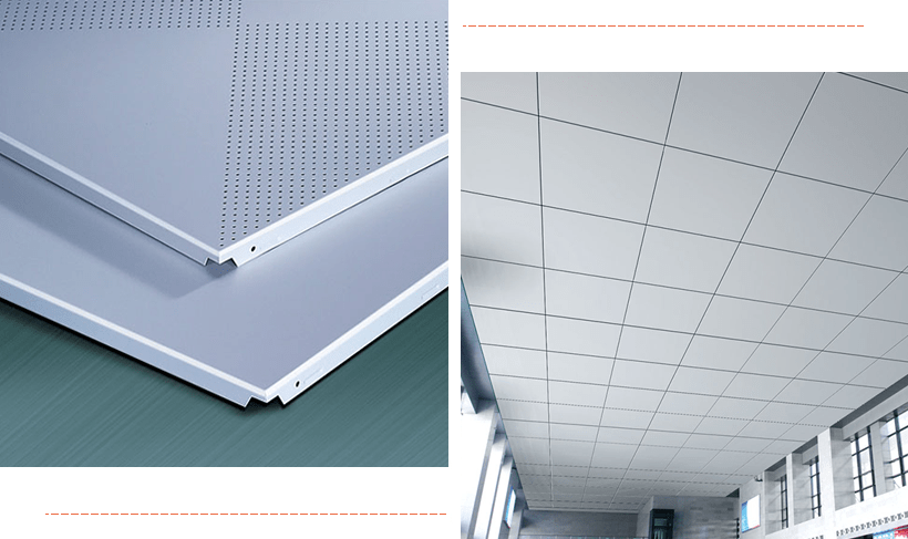 perforated metal ceiling tiles suppliers blade netting Carlos Brand metal ceiling panels