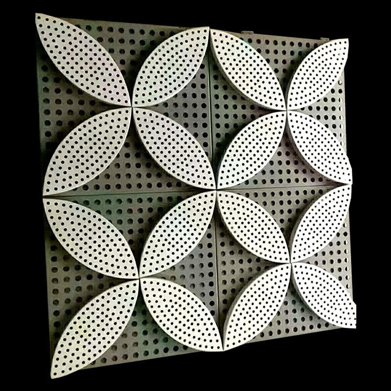 Art hollow panel