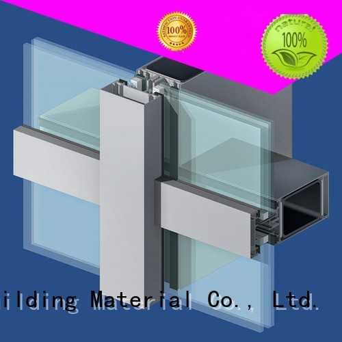 wall aluminum curtain aluminum curtain wall Carlos Brand