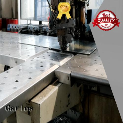 aluminum raw aluminium production Carlos Brand