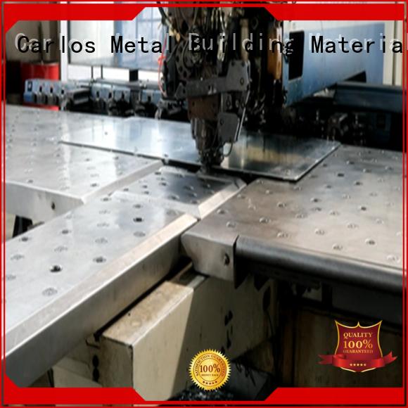 Quality Carlos Brand sheet processing aluminium manufacturing process