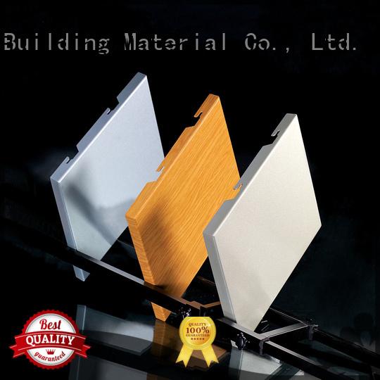 veneer aluminum wall panels exterior column Carlos company