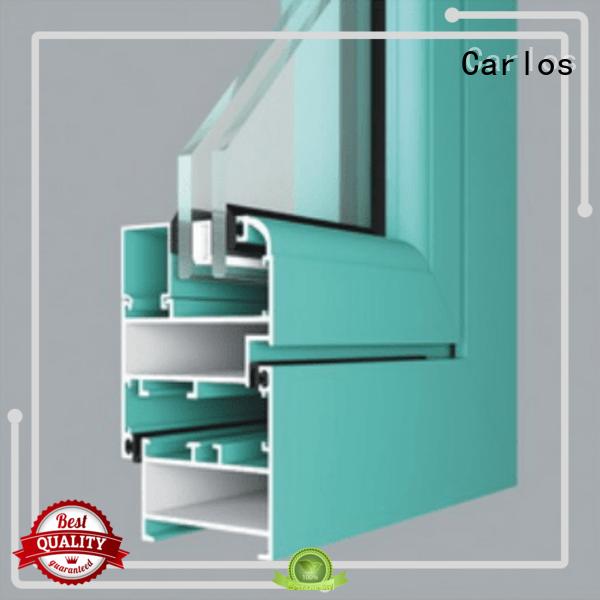 aluminum curtain wall manufacturer window aluminum casement Warranty Carlos