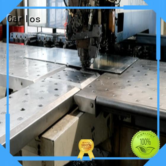 aluminum processing Carlos Brand aluminium production